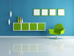インテリアのカラートレンド、「ときめき」を誘ってくれる色で部屋を彩る!
