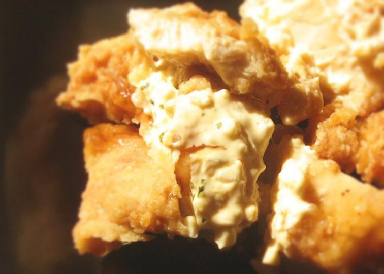 【夜10時の女子ごはん】「鶏のから揚げ」を低カロリーに食べる方法
