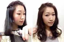 かわいすぎ♡ 「深キョン」がCMでやってるツイスト前髪の作りかた