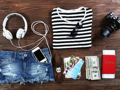 #GW ファッションも美容も。旅を思いっきり楽しむ準備 #まとめ