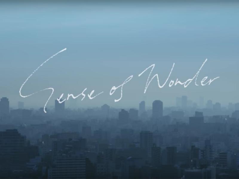 東京でも感じられる。誰もがもってる感性「Sense of Wonder」ってなに?