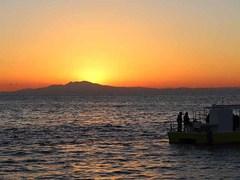 8分間の船の旅。ゴールデンウィークは、三崎港から草原の島へ