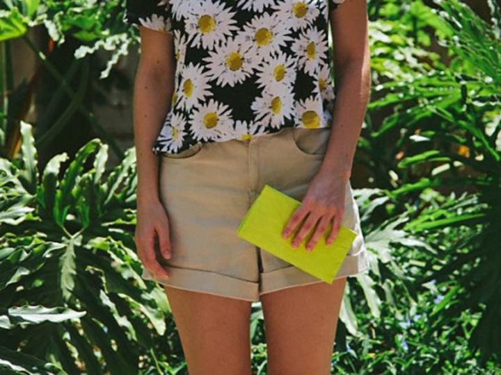 夏。ファッションはシンプルに、お財布は派手になる