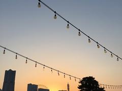 夏の夜。なにもせずひとりで過ごすのも悪くない。UNTITLED BY KIKUNO