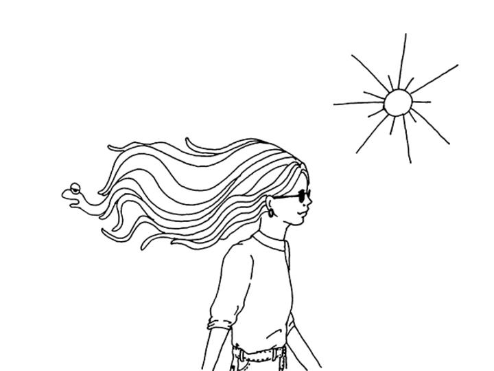 「私、髪だけど質問ある?」梅雨の悩みを聞いてみた