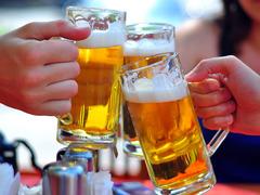 太りたくないなら、ビールはジョッキで飲む