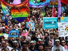 オーストラリアでも同性婚が認められるかも。白熱する「VOTE YES」キャンペーン