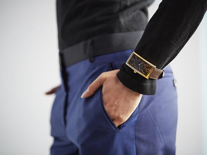 背筋がシャンとする腕時計。もう、なんとなくで選ぶのはやめた