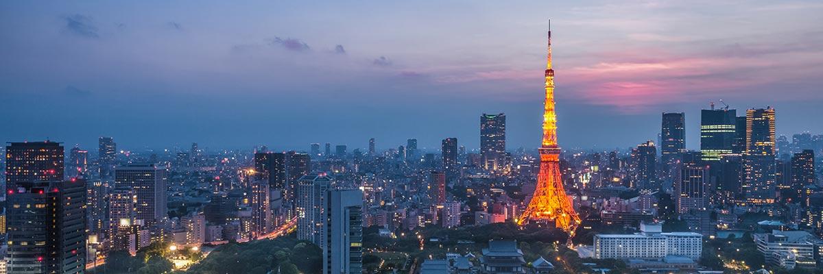 東京で恋をする