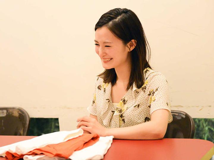 まっしろなTシャツを着るなら自分を愛して。ある女優が語る本当の美しさ