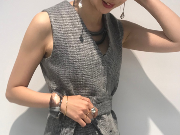 ブランドプレスに聞いた、シンプル服を格上げする秘密って? #東京女子のマイルール