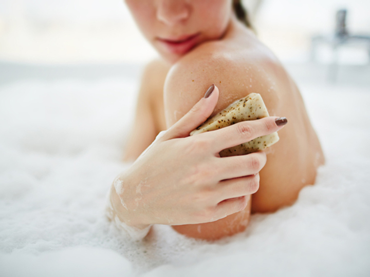 体、毎日洗ってる? #女子のホンネ