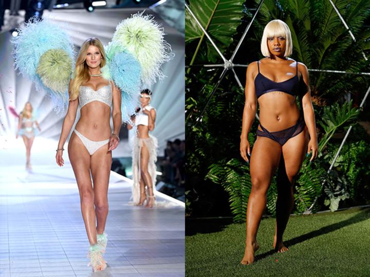 理想とリアル。ふたつの下着ファッションショーから見えてきた「美しさ」