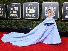 ガガは王道ドレスを選んだ。今年のゴールデングローブ賞が眼福すぎ