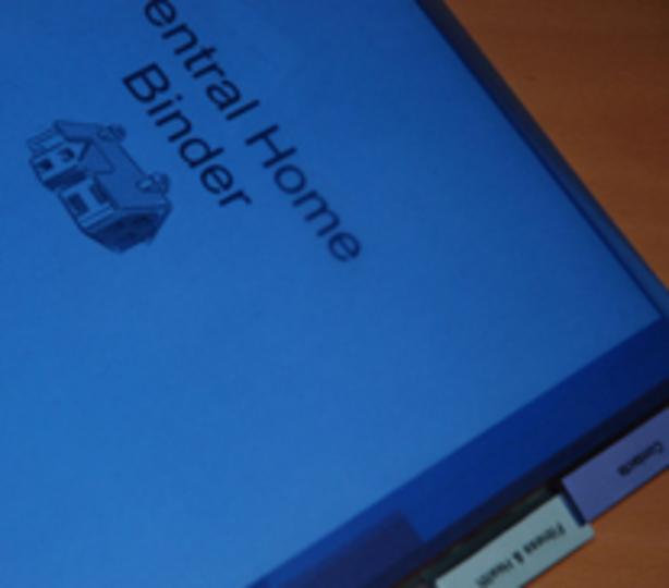 家庭内の書類を整理する、必殺ファイル術