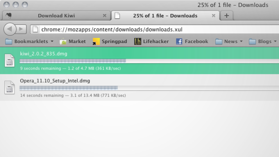 FirefoxのDL状況を新規タブで確認するためのアドオン「Downloads in Tab」