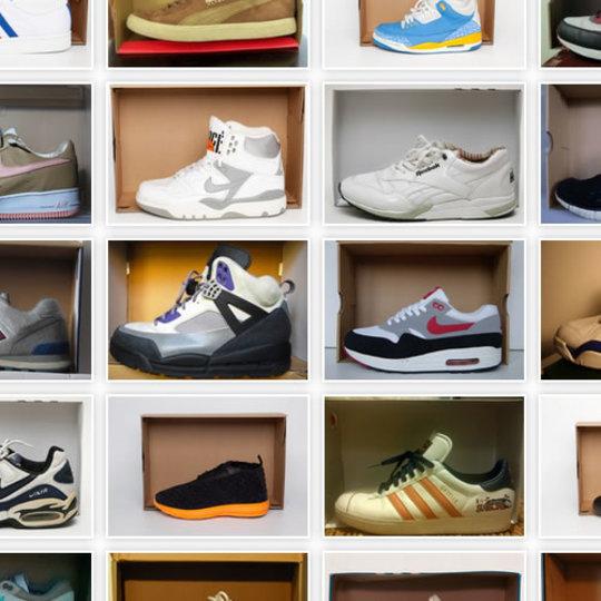 スニーカー好きにはたまらない!? スニーカー版Wikipedia「Sneakerpedia」