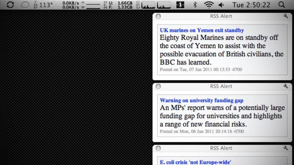 フィードからの情報をデスクトップ通知してくれるChrome拡張機能「RSS Alert」