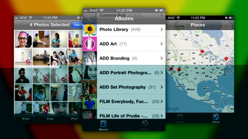 iPhoneのベスト写真管理用アプリとは?