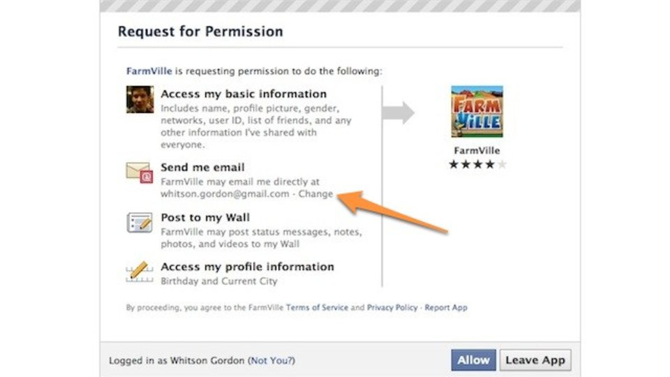 Facebookで簡単にアプリ登録用の匿名アカウントを作る方法