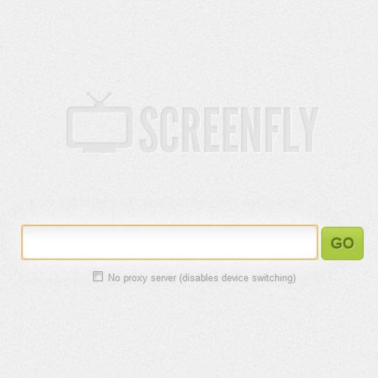 あらゆるデバイスでの画面表示確認が簡単に行えるサイト「Screenfly」