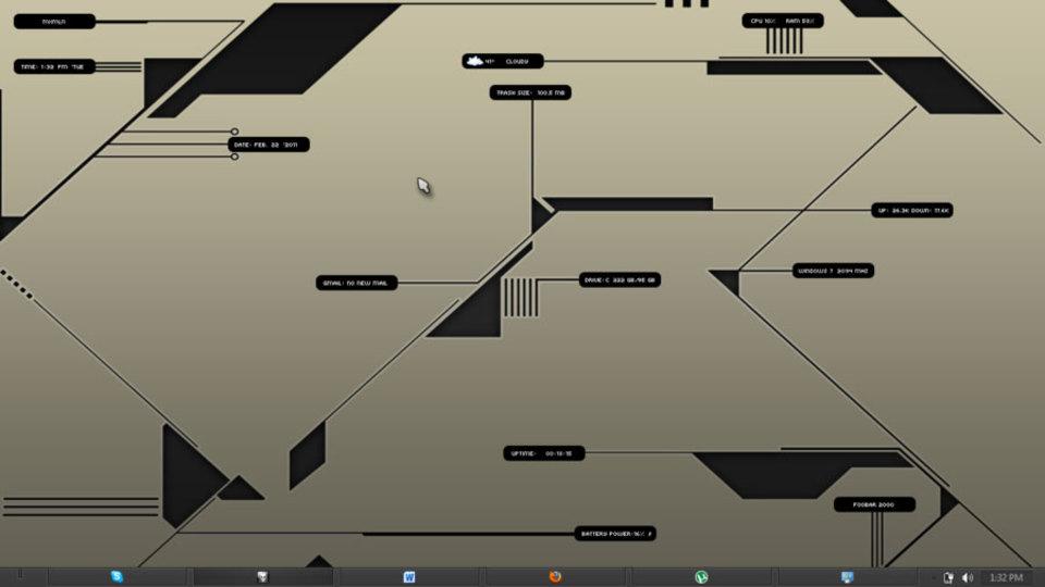情報ノードデスクトップ~究極のデスクトップを求めて