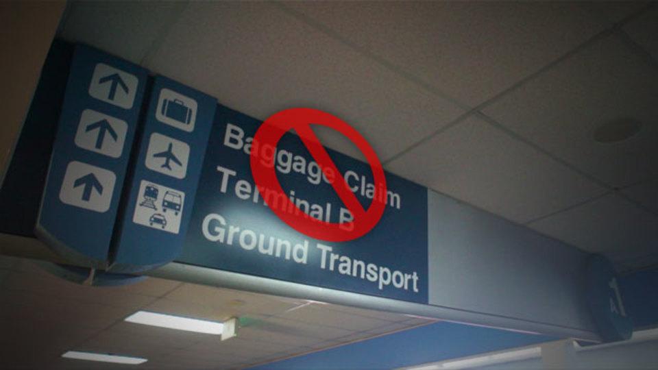 無傷に荷物を回収するために~飛行機に乗る際に荷物を預けずに済む方法