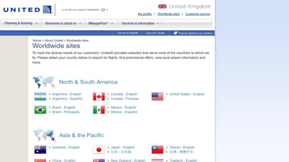海外行きの航空券を探す時には、渡航先の国の航空会社のサイトもチェックすべし!