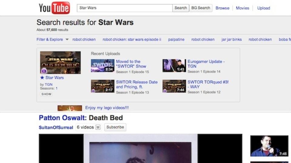 「YT Background Search」は、YouTube動画を再生しながら次の動画の検索が可能なChrome用拡張機能