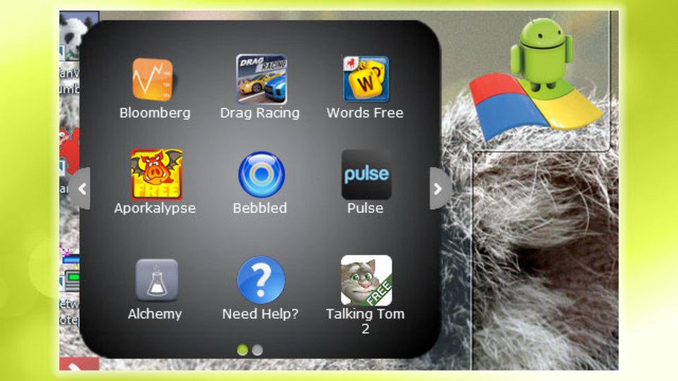 WindowsでAndroidのアプリが使えるようになる『BlueStacks App Player』