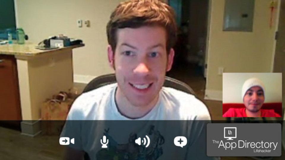 『Skype』がiPhoneのビデオチャットアプリでイチオシな理由