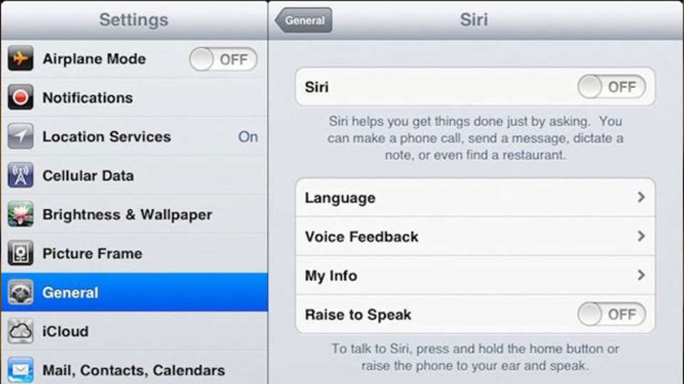 iPhone 4S「Siri」の「I'm Not Able to Connect Right Now」問題は、リセットで解決するらしい