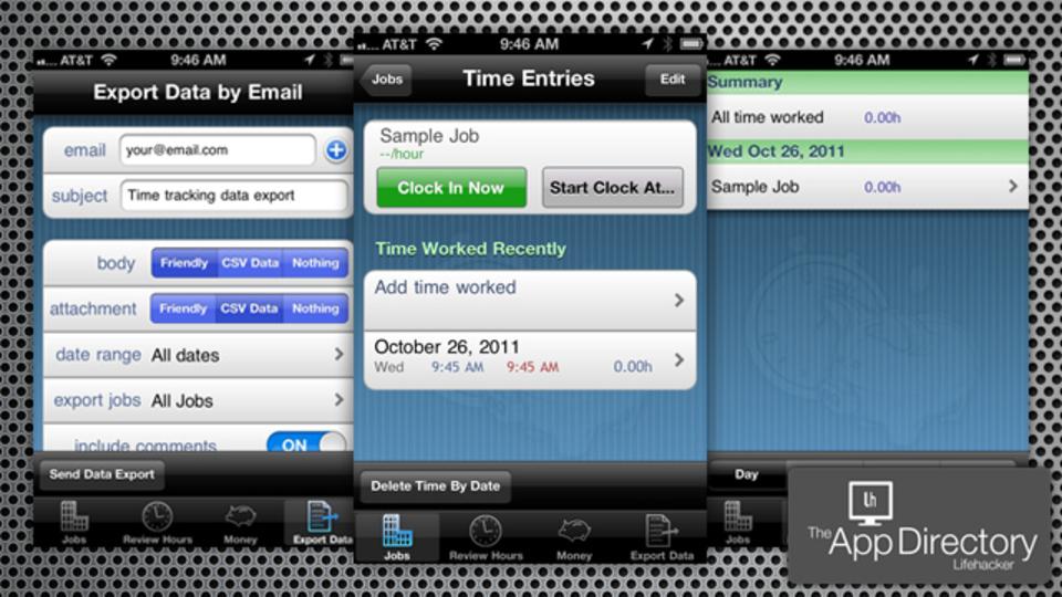 米LH編集部イチオシのiPhoneの時間管理アプリは『HoursTracker』