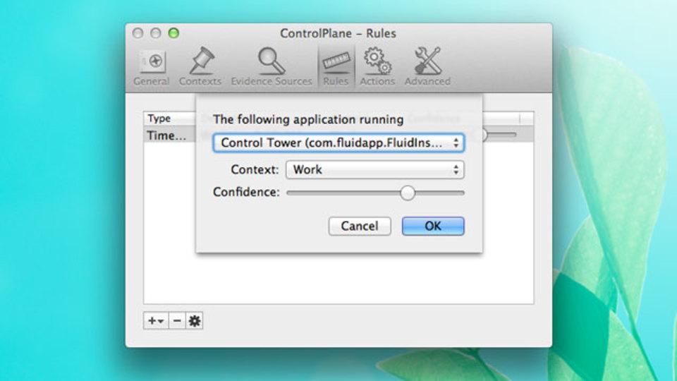 『ControlPlane』は状況に応じてMacの設定を自動変更してくれる便利ツール