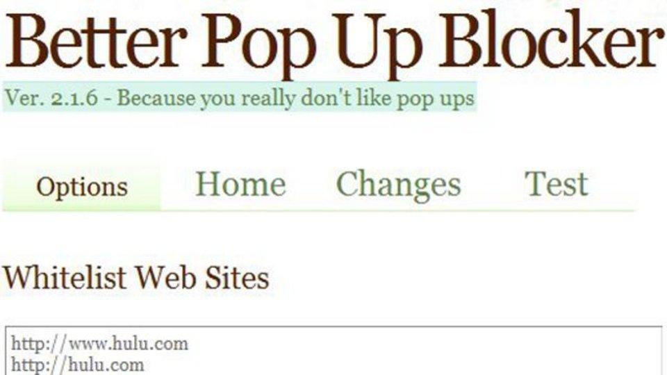 Javascriptポップアップも確実にブロックできるChrome拡張機能「Better Pop Up Blocker」