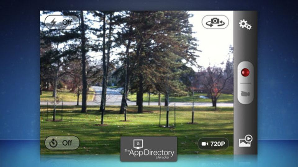 米LH編集部イチオシのiPhoneのビデオカメラアプリは『Video Camera+』