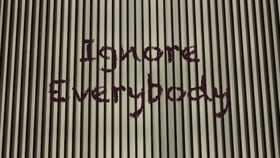 「人の話なんか聞くな」という教え~クリエイティブになる方法30選