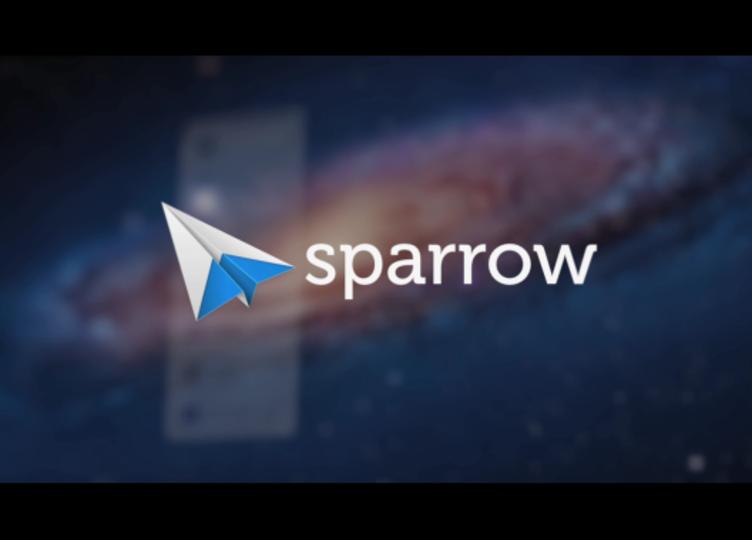 ミニマリストメールクライアント『Sparrow』がDropboxに対応!