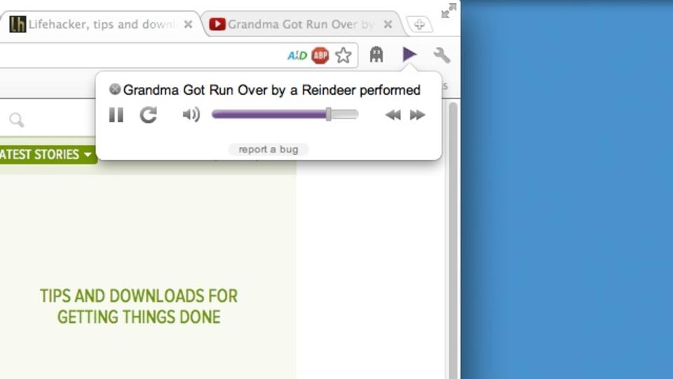 Chrome拡張機能「Video Controller」ならツールバーからYouTube動画を操作可能