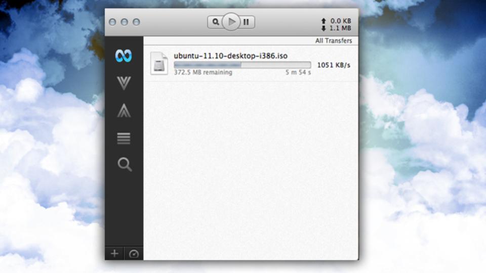 Lion用ダウンロード管理ツール『SpeedTao』を使えばダウンロード速度もアップ!