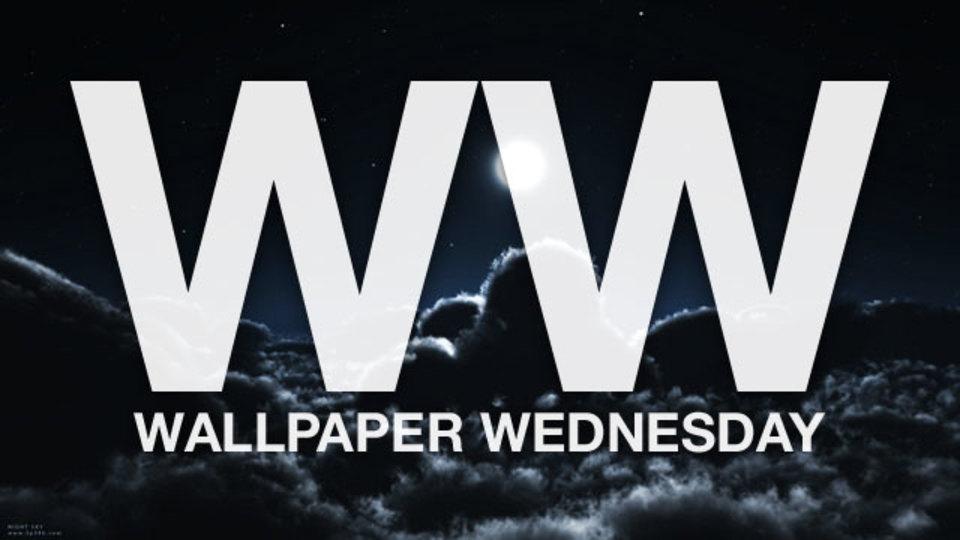 今週の壁紙堂vol.52「白い雲のように」