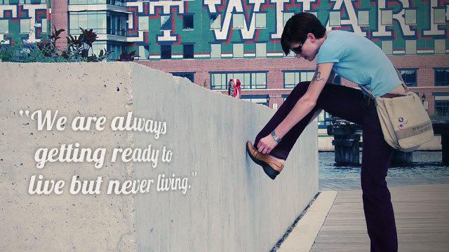 準備に完ぺきはない。目標を達成するには実際に前に進もう