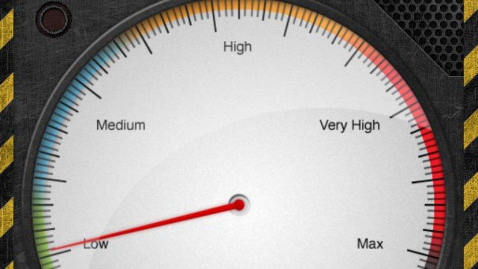 iPhoneを金属探知機にしてくれるフリーアプリ『Metal Detector』