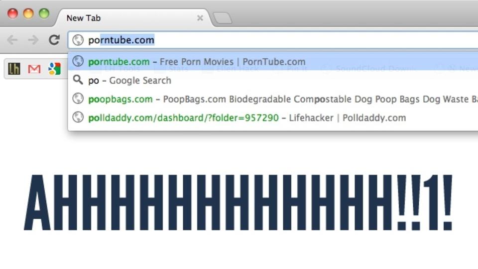 ブラウザのオートコンプリートで表示される候補URLを密やかに速やかに消すTips