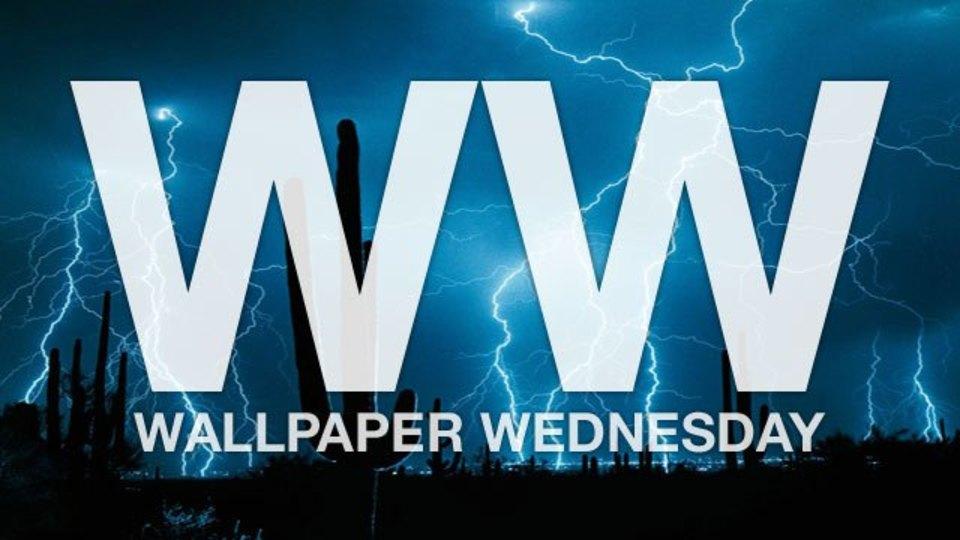 今週の壁紙堂vol.63「嵐の中の壁紙」