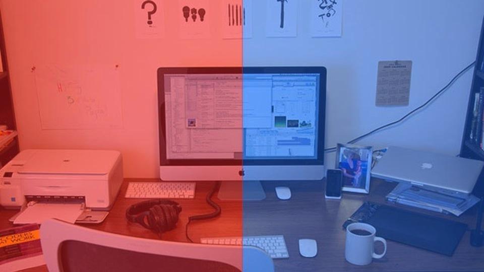 仕事をいくつも同時進行中の人は、仕事にあわせて「机の上」を変えて気持ちを切り替えよう