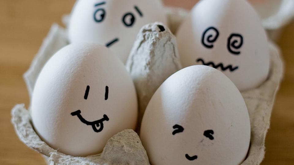 卵がまだ食べられるかどうかは水に浮かべてみればわかる