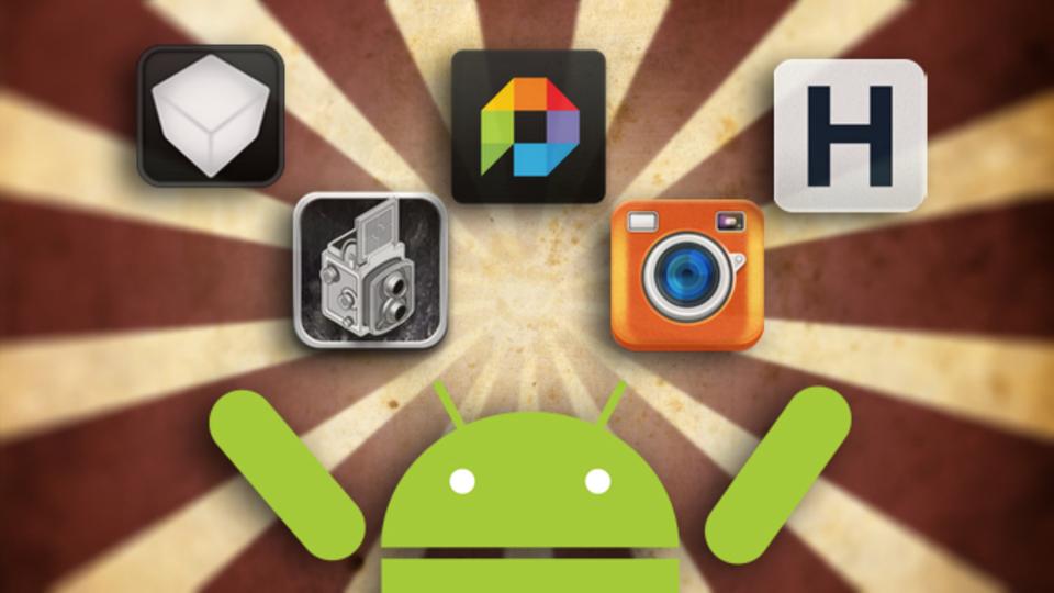 Instagramだけじゃない! Androidのおすすめ写真加工&共有アプリ5選