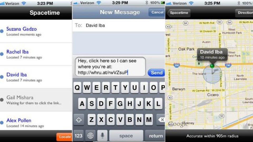 相手側はアプリ不要! 友達がいまどこにいるのかの地図情報をリクエスト可能なアプリ