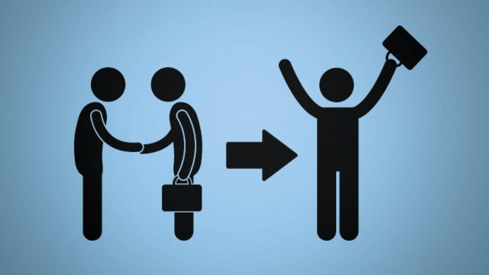「仲の良い会社」や「社内に友だちがいる人」は成功しやすいという法則